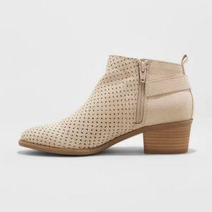Universal Thread Shoes - *SOLD* Universal Thread Camdyn Laser Cut Bootie